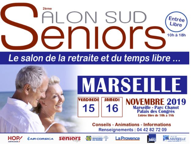 Salon des seniors de Marseille