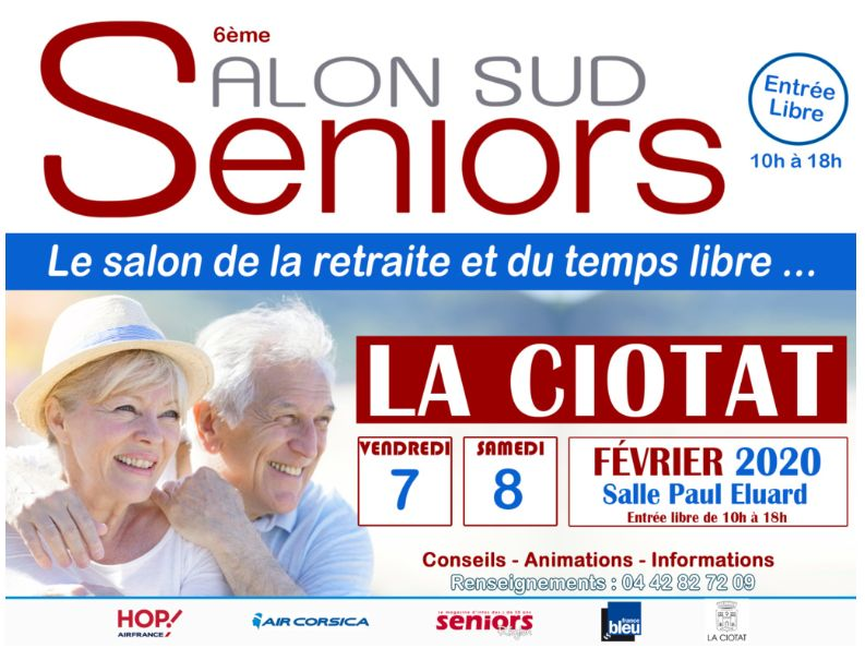 Salon seniors La Ciotat